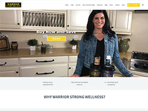 Warrior Strong Wellness