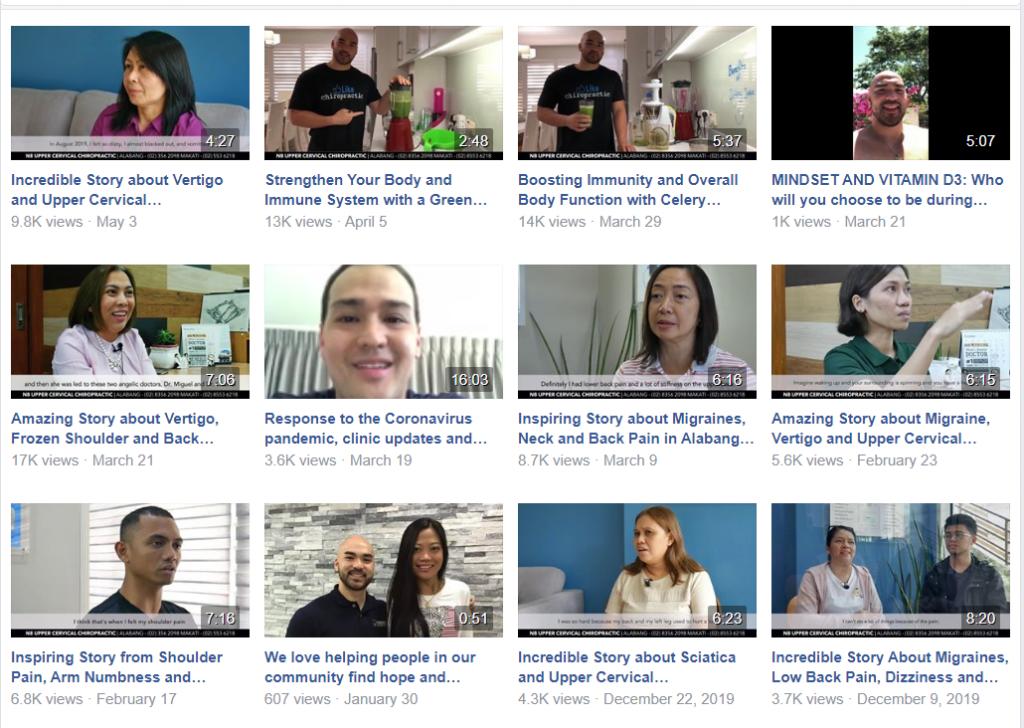 videos create social proof