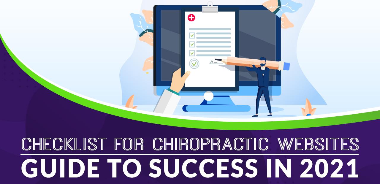 minors, chiropractic websites