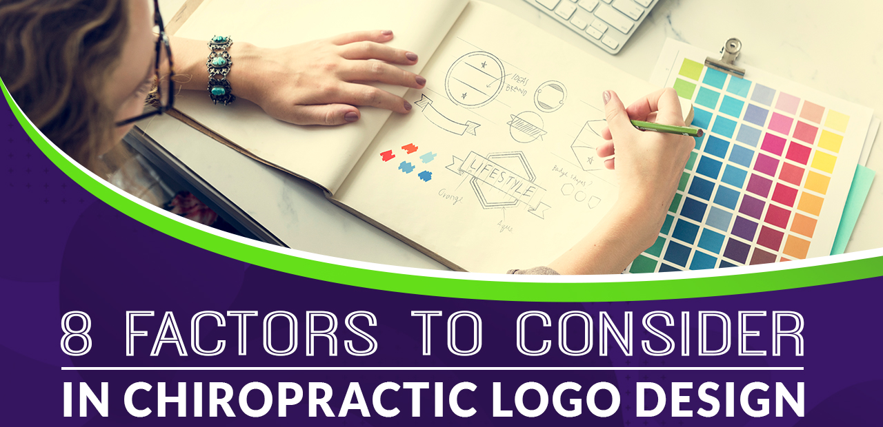 chiropractic logo design